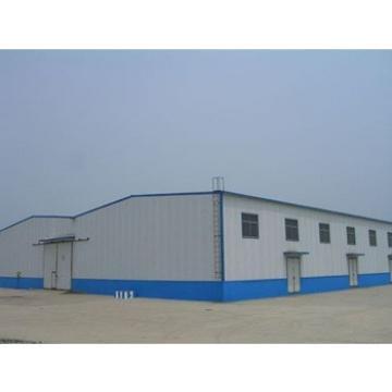 Metal Steel Prefab Warehouse Building