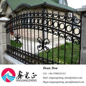 Fancy Steel Handrail Fence Gate Guardrail