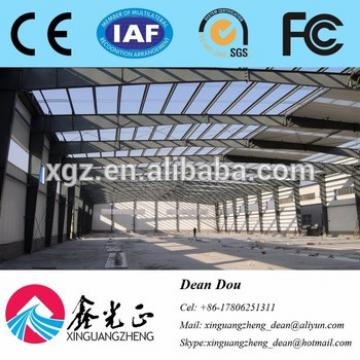 Low-price Professional Designed Steel Structure Industrial Workshop with Bridge Crane Manufacturer China