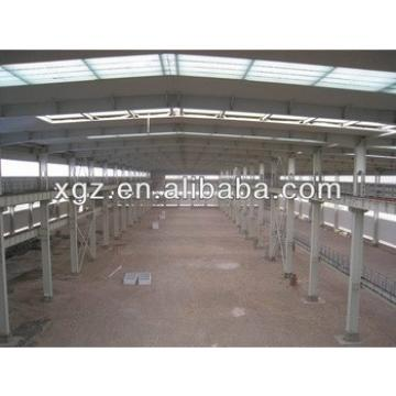 low-cost pre-made galvanized warehouse