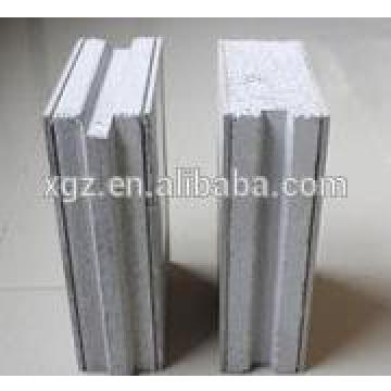 light weight eps Cement sandwich panel