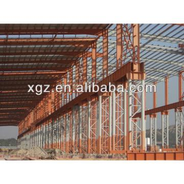 pre-engineered metal warehouse with low construction budget