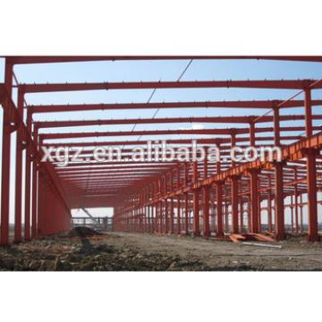 Professional Steel Warehouse Frame Structure