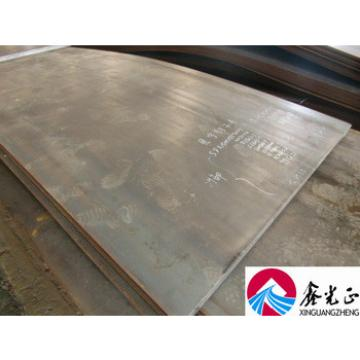 hot rolledQ235B steel plate used for steel structurebeam made by XGZ