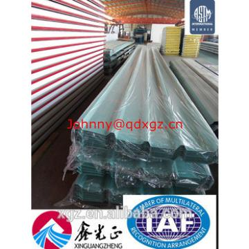 steel structure wall and roof EPS/PU rock wool sandwich panel board used for steel house