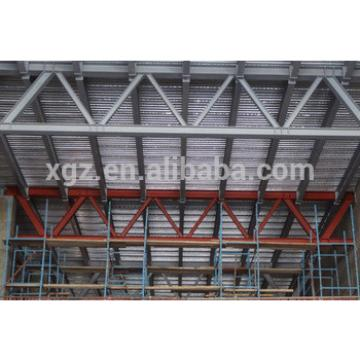 professional steel structure workshop building for sale