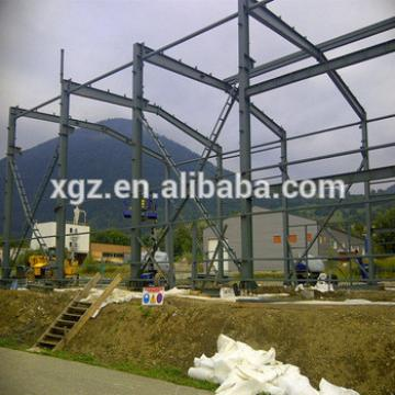 Prefabricated Modular Light Steel Fabricated Buildings