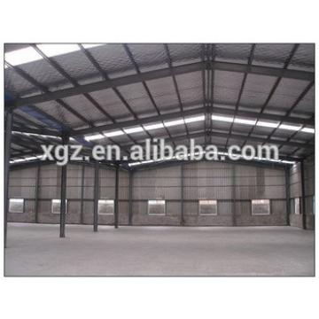China manufactured pre engineering steel structure building
