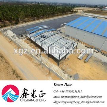 Low-price Professional Steel Structure Workshop with Bridge Crane Supplier