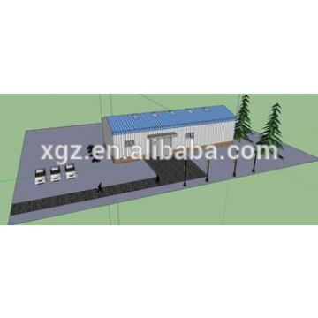 Pre-engineered steel structure warehouse