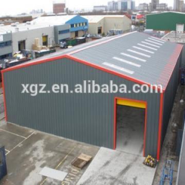 Metal Steel Prefabricated Warehouse Building