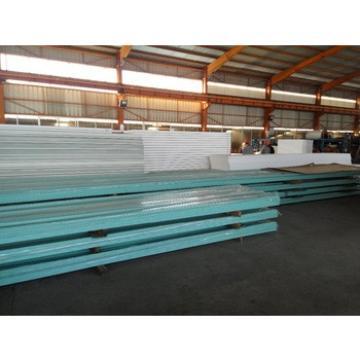 PU/EPS rock wool sandwich panel used for steel construction