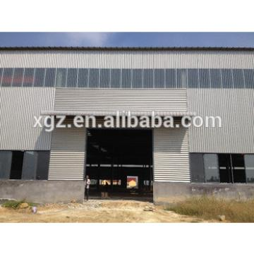 Weld H beam lightweight steel warehouse