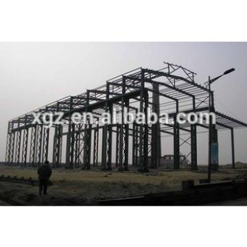 Prefabricated Light Steel Thin-Walled Structures For Warehouse