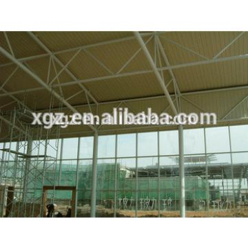 Q345 design industrial steel structure building prefabricated hall