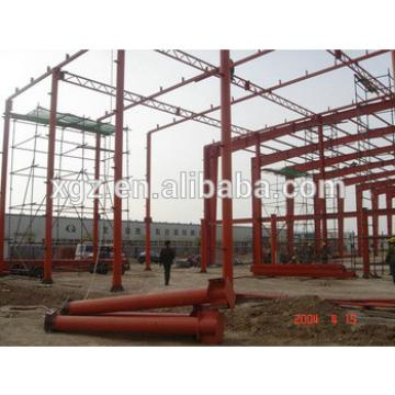 pre-engineered warehouse ready made in china