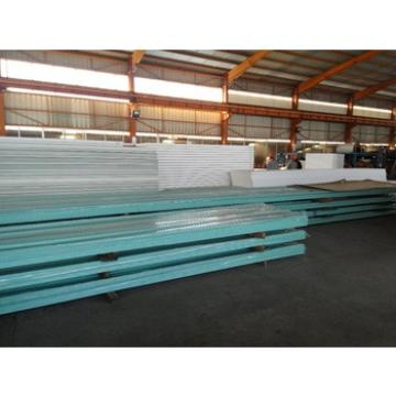 EPS/rock wool sandwich panel used for steel structure