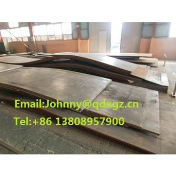 Q235B/Q345B Hot rolled steel plate used for H-beam metal product