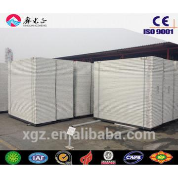 professional supplier on construction buildings materials sandwich panel (EPS/fiberglass/rock wool)