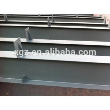 XGZ high quality H beam steel structure materials for sale