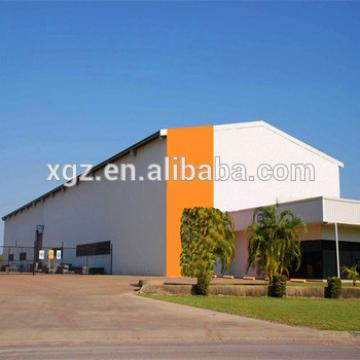 Economic Design Prefabricated Steel Shed For Storage
