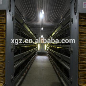 Animal Husbandry Cage For Layer /Battery Chicken Cage / Poultry Chicken Coop
