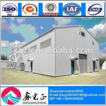 Hot Sales Cheap Best steel for construction of Steel Structure Warehoue/Workshop/Hangar