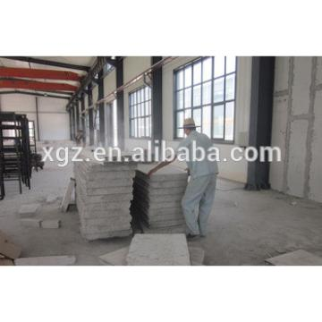 Lightweight fiber cement thermal insulation EPS sandwich panel
