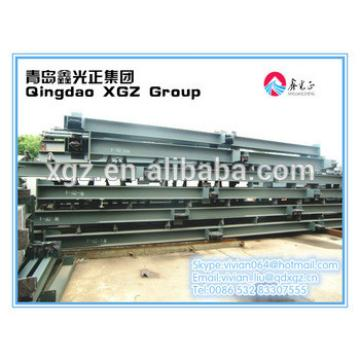 China XGZ steel workshop steel beam price