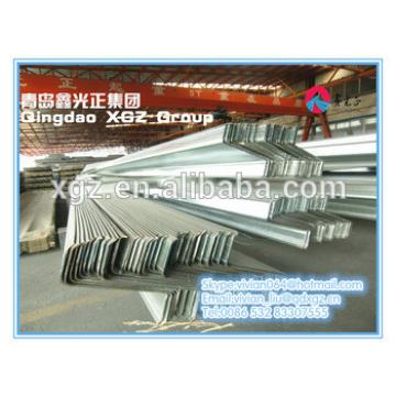 China XGZ steel structure exhibition mall material for sale