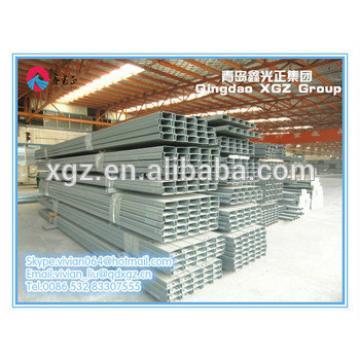 China XGZ building materials steel hot-dip c purlin
