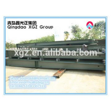 China XGZ prefab house mild steel beam