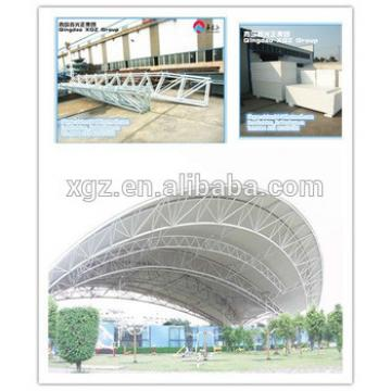 China XGZ steel structure prefab stadium materials for sale