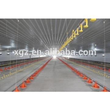 XGZ structural steel material shed for chicken