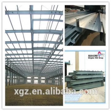 XGZ light steel framing home for warehouse materials