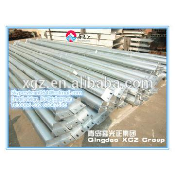XGZ galvanized metal building materials for sale