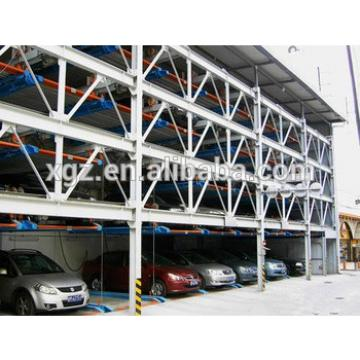 XGZ Construction materials of garage/ car showroom