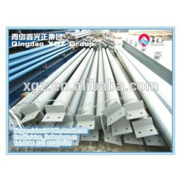 XGZ galvanized steel building used beam/column