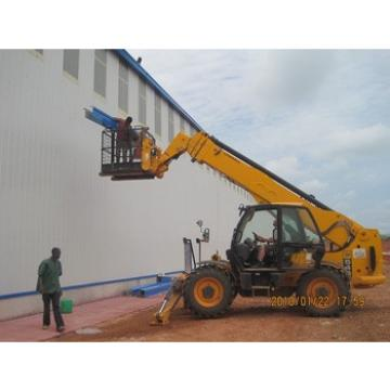 Easy & quick assembly Pre Engineered steel building system