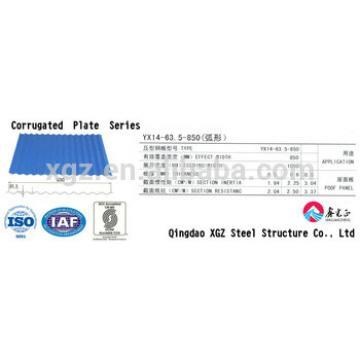 EPS sandwich panel/rockwool sandwich panel 850-1000mm roof plate/ type pressure plate