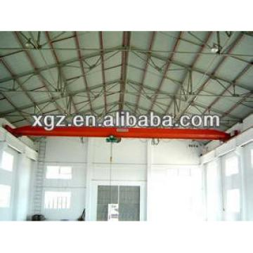 Remote control workshop overhead crane