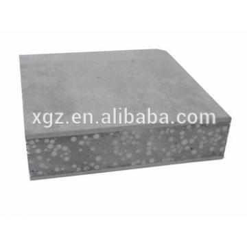 XGZ lightweight construction materials sandwich cement eps panel
