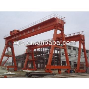 Double girder workshop bridge crane