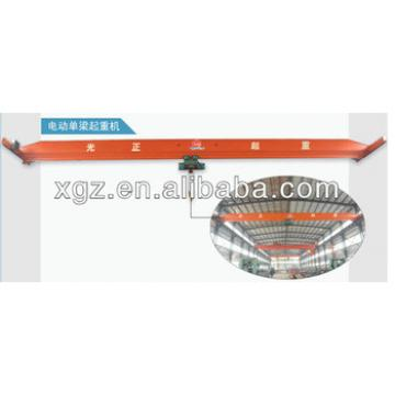 5 Ton Single Girder Overhead Crane