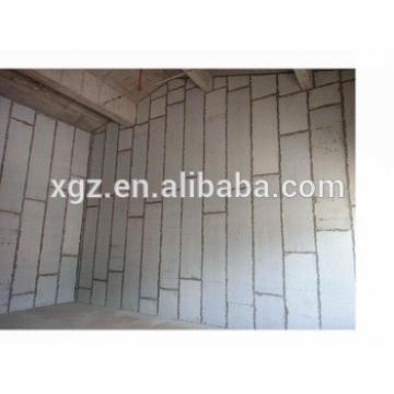 XGZ Decorative eps sandwich panel fire rated cement composite