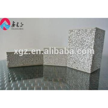XGZ Space and cost saving sandwich panel