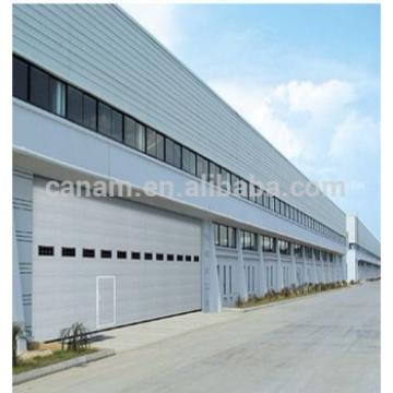 Large sliding aircraft hangar door