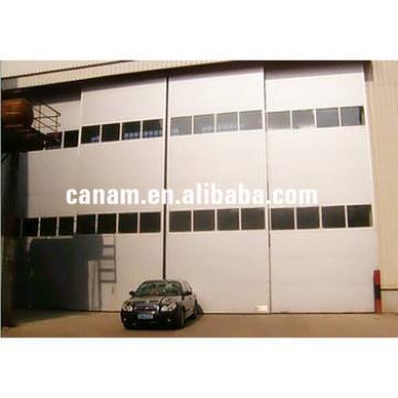 Insulated Sliding Hangar Doors