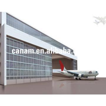 PU-Panel Automatic Sliding Aircraft Garage Door