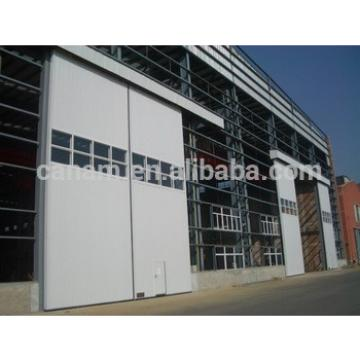 Aircraft hangar door large airplane hangar door